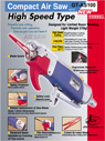 Air Saws Flyer