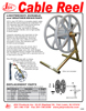 U-1000 Cable Reel Flyer