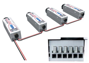 Connect Multiple N-1 Ionizers to the Same Power Source