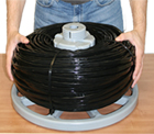 U-1000 Cable Reel Loading Step 2