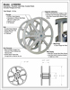 U-1000 Cable Reel Spec Sheet